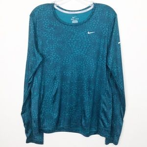 Nike Miler Dri-Fit Women's Long Sleeve Top